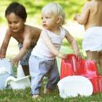 BabyBjorn Potty Chair Bērnu podiņš Turquoise