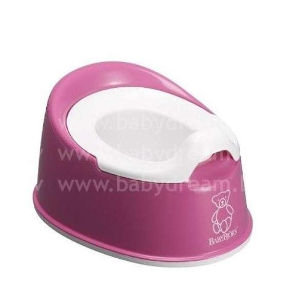 BabyBjorn Bērnu podiņš Smart Potty Pink 051055