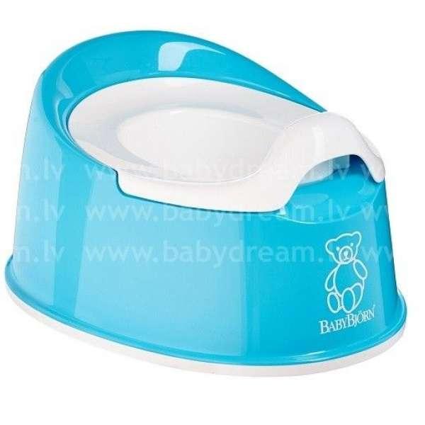 BabyBjorn Bērnu podiņš Smart Potty Turquoise 051013