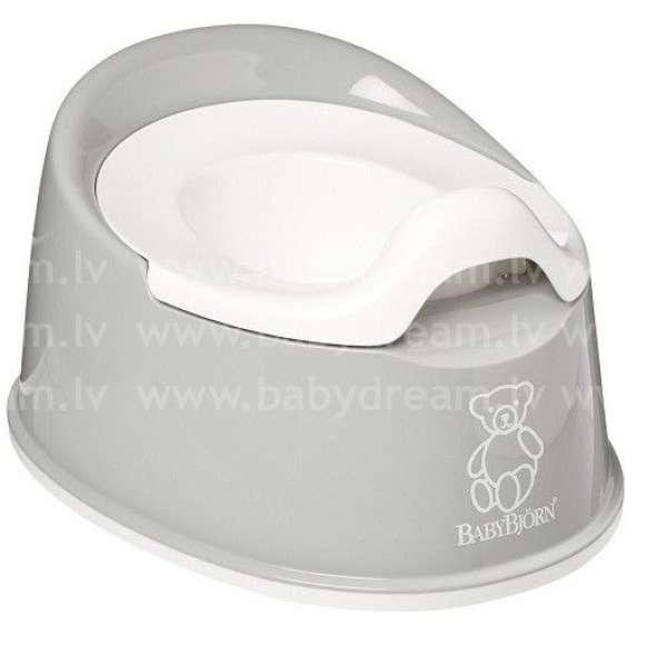 BabyBjorn Bērnu podiņš Smart Potty Grey 051025