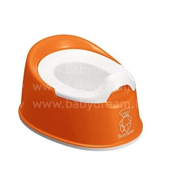 BabyBjorn Bērnu podiņš Smart Potty Orange 051070