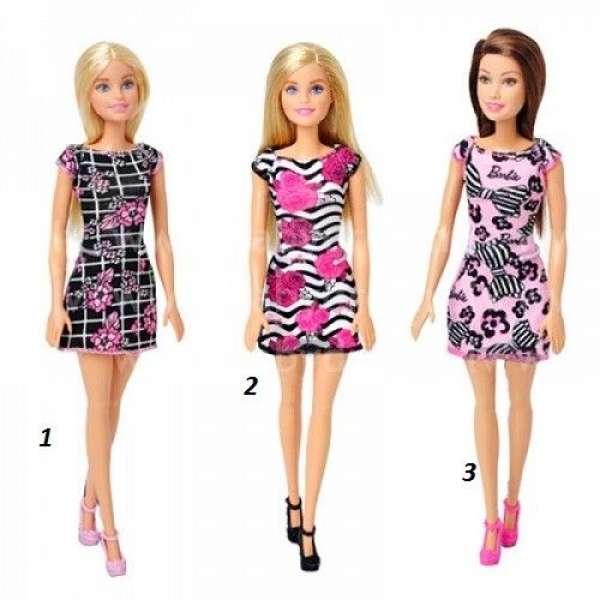 Barbie Chic Barbie lelle, T7439