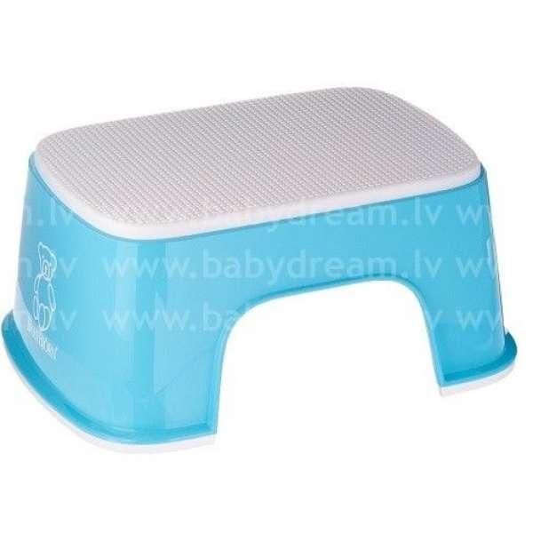 BabyBjorn Bērnu paliktnis kājām Step Stool Turquoise 061113