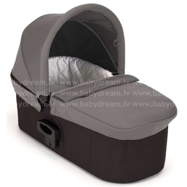 Baby Jogger Kulbiņa Deluxe - Grey (City mini, Mini gt, Mini 4w, Elite, Summit x3, Versa ratiem)