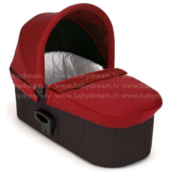 Baby Jogger Kulbiņa Deluxe - Red (City mini, Mini gt, Mini 4w, Elite, Summit x3, Versa ratiem)