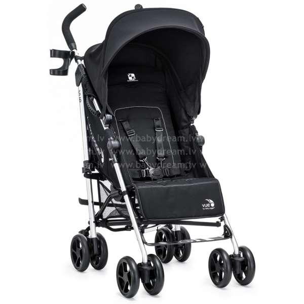 Baby Jogger Vue Black Bērnu sporta rati