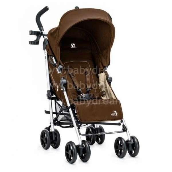 Baby Jogger Vue Brown Bērnu sporta rati