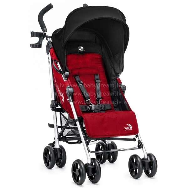 Baby Jogger Vue Red Bērnu sporta rati