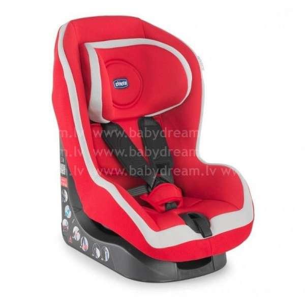 Chicco Go-One Bērnu autokrēsliņs 9-18kg, Red
