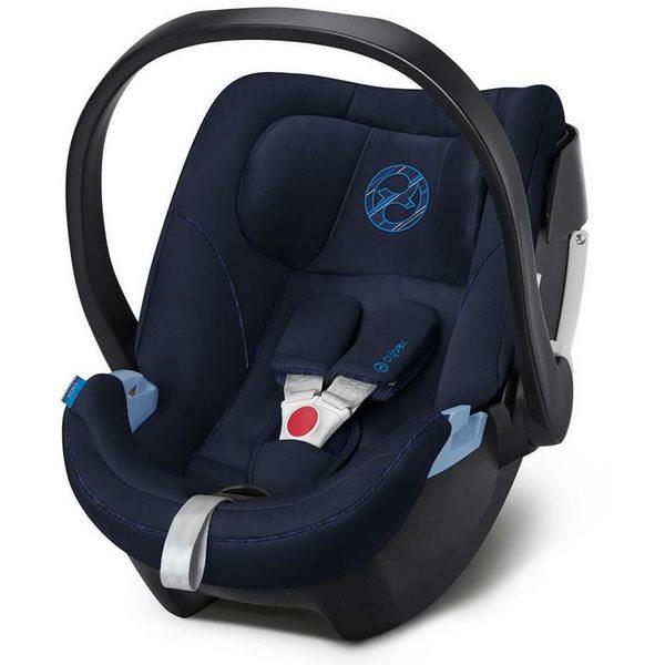 Cybex Aton 5 Indigo Blue Bērnu autosēdeklītis 0-13 kg