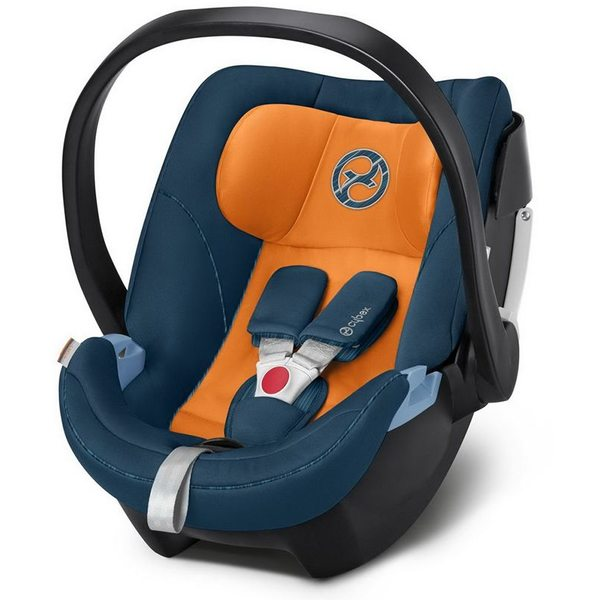 Cybex Aton 5 Tropical Blue Bērnu autosēdeklītis 0-13 kg