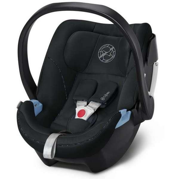 Cybex Aton 5 Urban Black Bērnu autosēdeklītis 0-13 kg