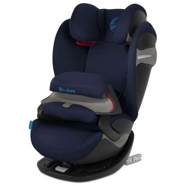 Cybex Pallas S-Fix Indigo blue Bērnu autokrēsls 9-36kg