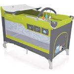 Baby Design Dream 04 Green Ceļojumu gultiņa