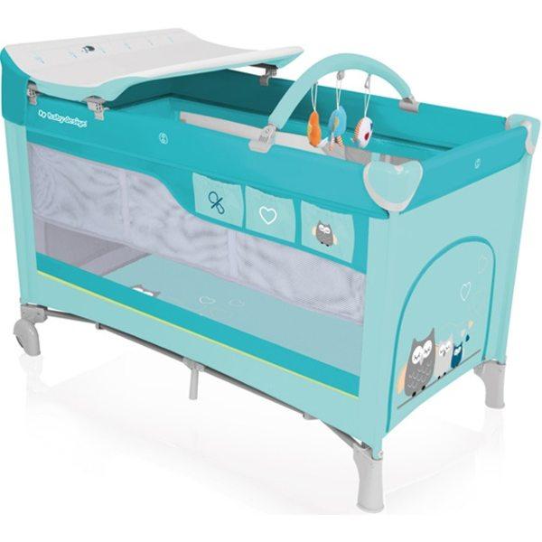 Baby Design Dream 05 Ceļojumu gultiņa