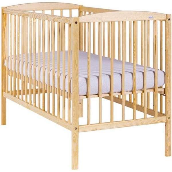 Drewex Bērnu gulta Kuba II priede