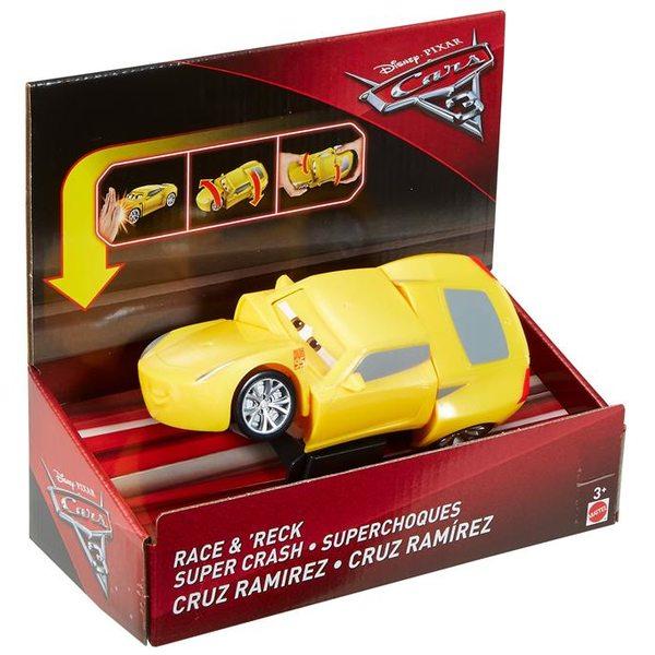 Cars 3 - Vāģi 3 Twisted Crasher Cruz Ramirez DYW10