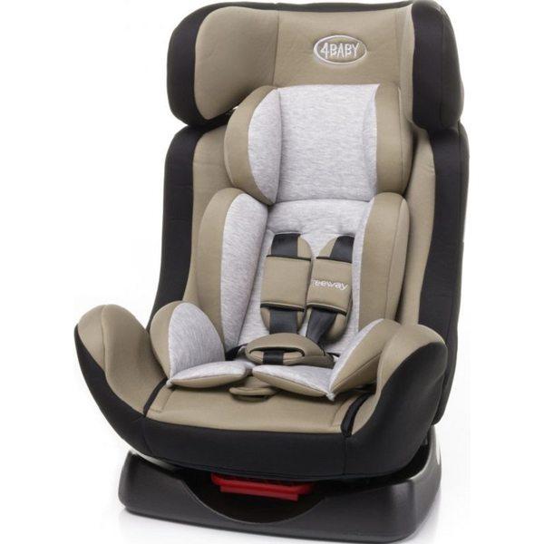 4Baby Freeway Beige Bērnu autokrēsls 0-25 kg