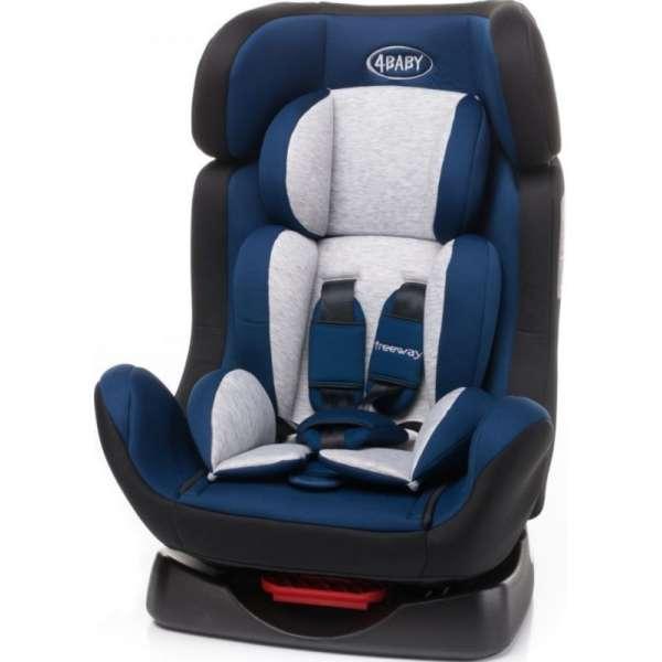 4Baby Freeway Navy Blue Bērnu autokrēsls 0-25 kg