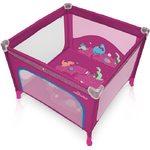 Baby Design Joy 08 Pink Saliekamā manēža