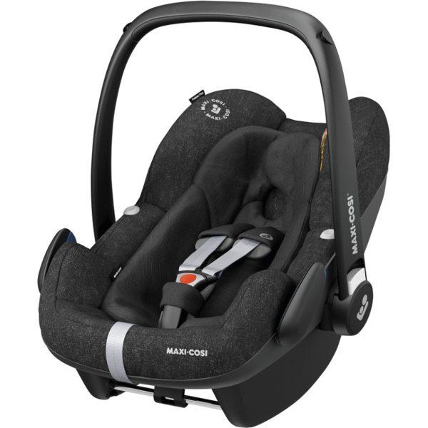 Maxi Cosi Pebble Plus Scribblack Bērnu autosēdeklītis (0-13 kg)