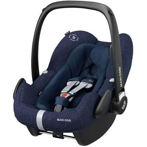 Maxi Cosi Pebble Plus Sparkling blue Bērnu autosēdeklītis (0-13 kg)