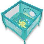 Baby Design Play Up 05 Tourquoise Saliekamā manēža